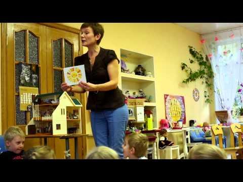 Развитие речи в детском саду в старшей группе