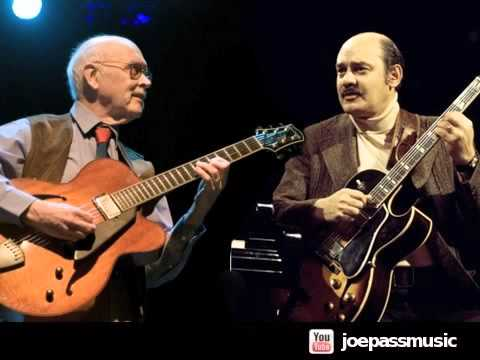 Ron Carter & Jim Hall - Indian Summer (live)