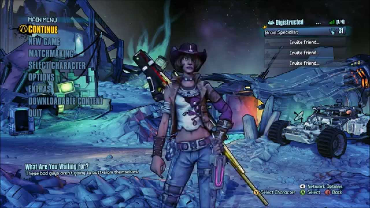 Borderlands Pre Sequel Matchmaking Not Working
