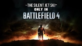 Only in Battlefield 4: The Silent Jet Ski
