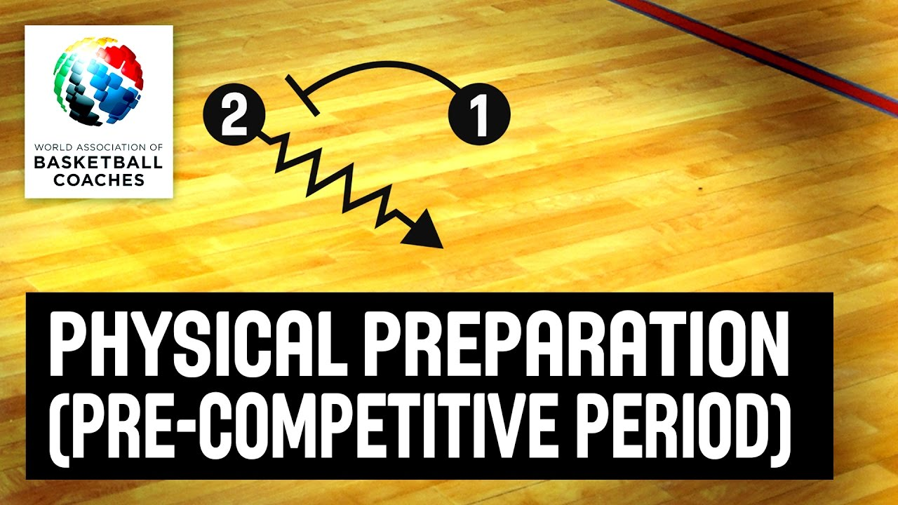 Physical preparation in the pre-competitive period - Toni Caparros