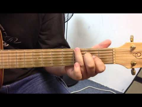 Mr Sandman Guitar Lesson by David Ng Singapore