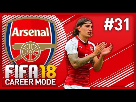 CRAZY CHAMPIONS LEAGUE GAME! FIFA 18 ARSENAL CAREER MODE - EPISODE #31