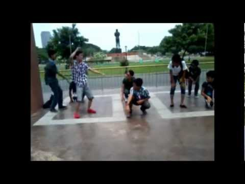 GRAVITY SWAG DANCE IN LUNETA :DDDD