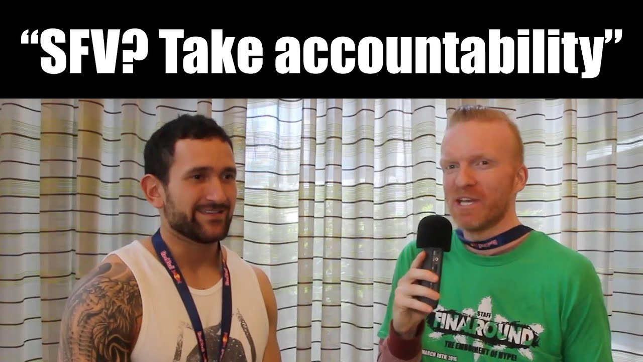 SFV Interview: WFX 801 STRIDER, at Final Round 19 - YouTube