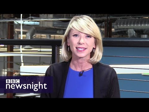 Amy Cuddy on power poses and empowering women – BBC Newsnight