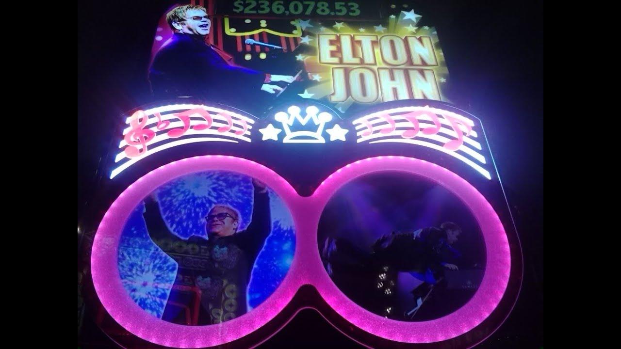 Playing the Elton John Slot