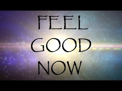 5 Minute FEEL GOOD NOW, Quick Mental Refresh, Binaural Beats