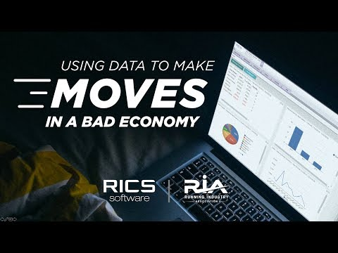 Using Data to Make Moves in a Bad Economy