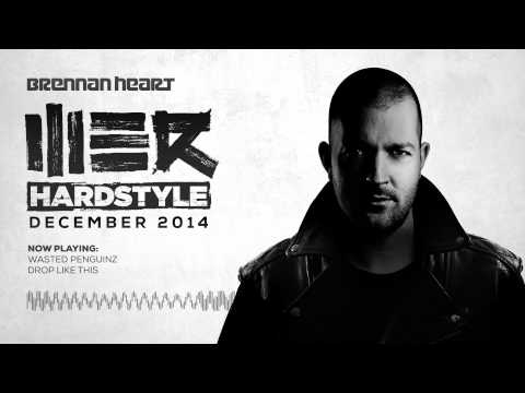 Brennan Heart presents WE R Hardstyle - December 2014