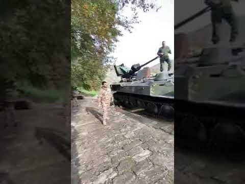 Ordumuzun Şuşanı Almasına Az Qalıb (Азербайджанская армия в шаге от Шуши)