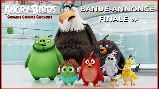Angry Birds : Copains comme Cochons - Bande-annonce Officielle - VF