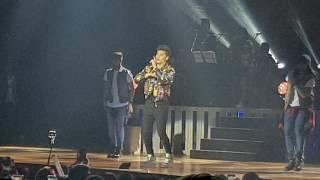 Ronnie Alonte sings Justin Bieber hits