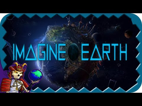 IMAGINE EARTH | 2 | Planetary city building and plagues | Let's Play Imagine Earth Gameplay
