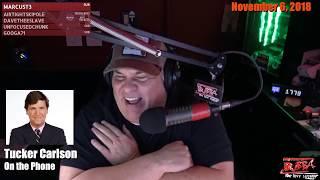 Tucker Carlson on the Bubba The Love Sponge Show