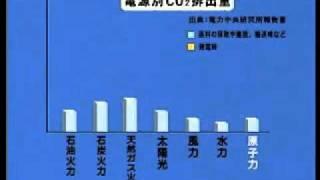 美山加恋の関西電力の原発CM。放送期間は、2007/11/1~2009/4/1。