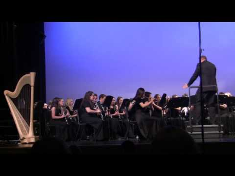 All-Virginia Band and Orchestra, April 8, 2017