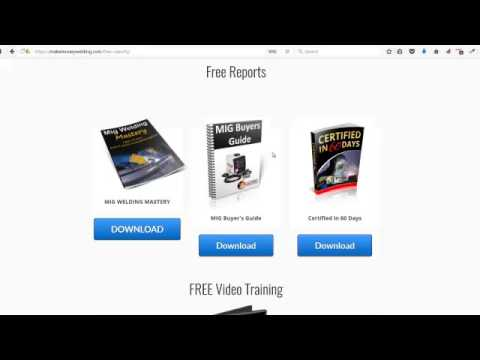 Welding Certification Classes From Home - In 60 Days - YouTube