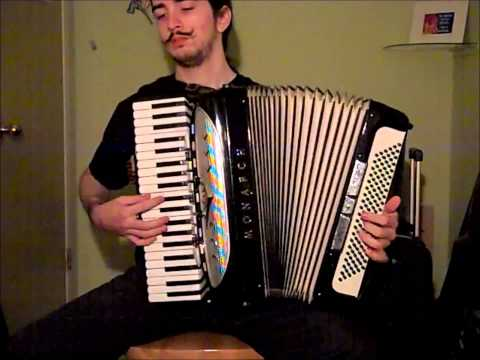 Snakey Chantey (Donkey Kong Country 2) [accordion cover]