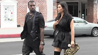 Kim Kardashian's Closet Makeover With Kanye West: E!
