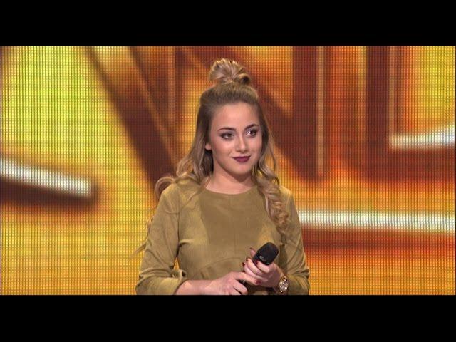 Tamara Selimovic - Nije ovo nase vreme, Pozuri ljubavi - (live) - ZG 1 krug 16/17 - 26.11.16. EM 10