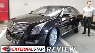 Review of Cadillac XTS 1:18 diecast