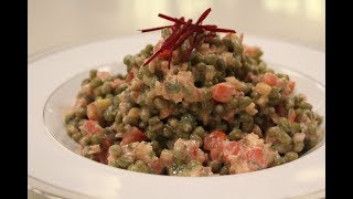 Moong Ki Chaat | Healthy Recipes | Sanjeev Kapoor Khazana