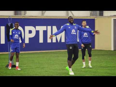 Sure Pressure Series Episode Three – Everton FC