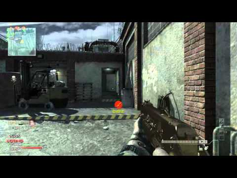 ZaCks ThE NuN - MW3 Game Clip