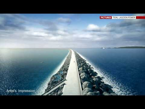 Charles Hendry explains why tidal lagoon power stations are a good energy solution