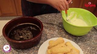 خاص بالفيديو..طريقة تحضير 'التراميسو' الإيطالي مع 'مي ياقوت'