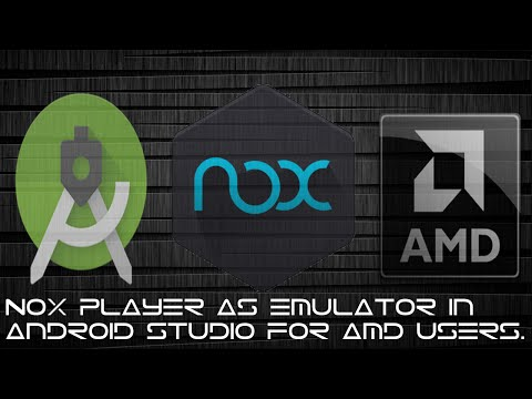 Fix: your cpu(AMD) doesn't support vt-x or svm in android studio (Custom Emulator / Nox Player)