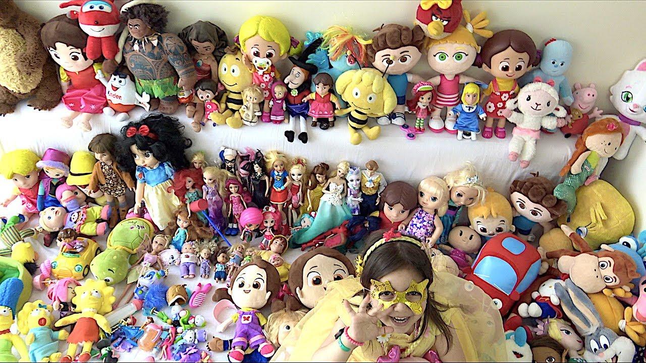 Niloya Mete Tospik Heidi peluş koleksiyonu ve kız oyuncakları koleksiyonu  Bebek bakma oyunu ve dok