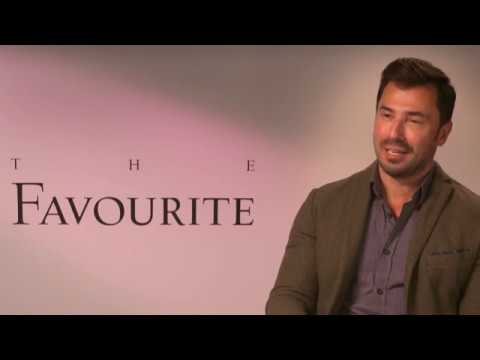 Yorgos Lanthimos tv interview