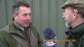 2012 English Springer Spaniel Championship - Day One Interviews