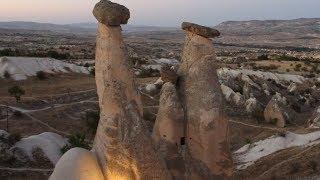 Bir Günde Kapadokya   Avanos Sallanan Köprü, Güray Müze, Göreme Panorama, Üç Güzeller