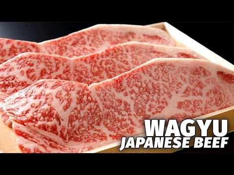 Japan's Most Expensive Beef