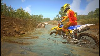 Supercross 2   Enduro Gameplay 2019   PS4 / XBOX ONE / PC / SWITCH