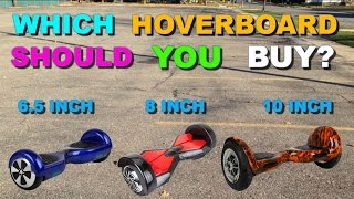 Which Hoverboard Should You Buy?