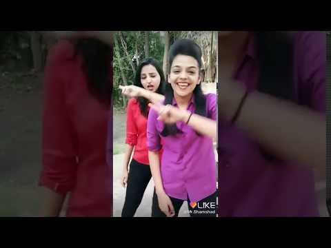sagar-jaisi-aankhon-wali-||-tik-tok-video