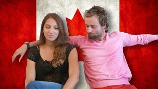 You Know You are Dating a (anglo) CANADIAN Man When...