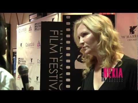 Actress Joan Allen- Interview