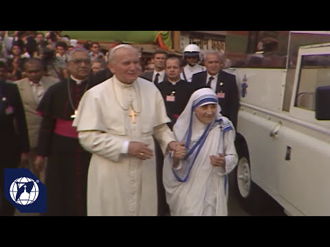 The happiest day of Mother Teresa's life