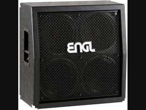 ENGL Standard 4x12 Impulses Responses