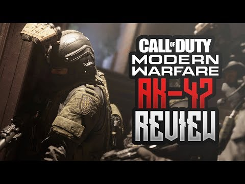 AK-47 REVIEW! | Call of Duty Modern Warfare | Deutsch | Verizon CoD