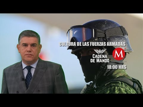 CADENA DE MANDO - CULTURA DE LAS FUERZAS ARMADAS