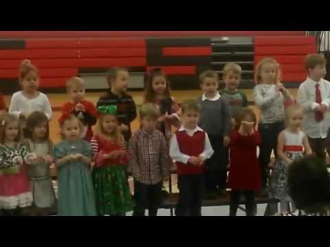 Central Texas Christian School - PK4 Christmas Program