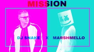 MISSION | DJ SNAKE X MARSHMELLO | TYPE BEAT OFFICIAL BEAT 2019