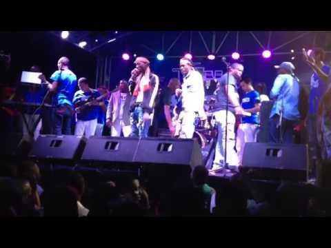 Live Performance Balen Bouji devan Caraibes fm
