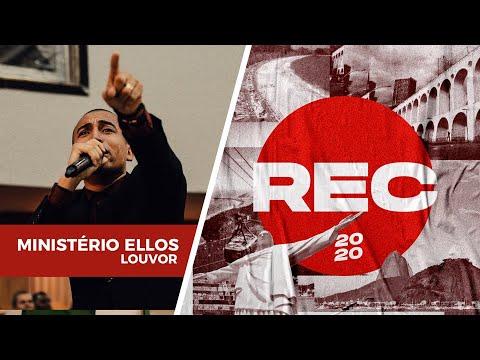 REC 2020 - Ministério Ellos | Vou Te Alegrar